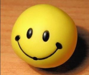 смайлик хорошо улыбка