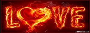 горящая love